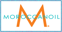 Moroccan Oil hair product logo.